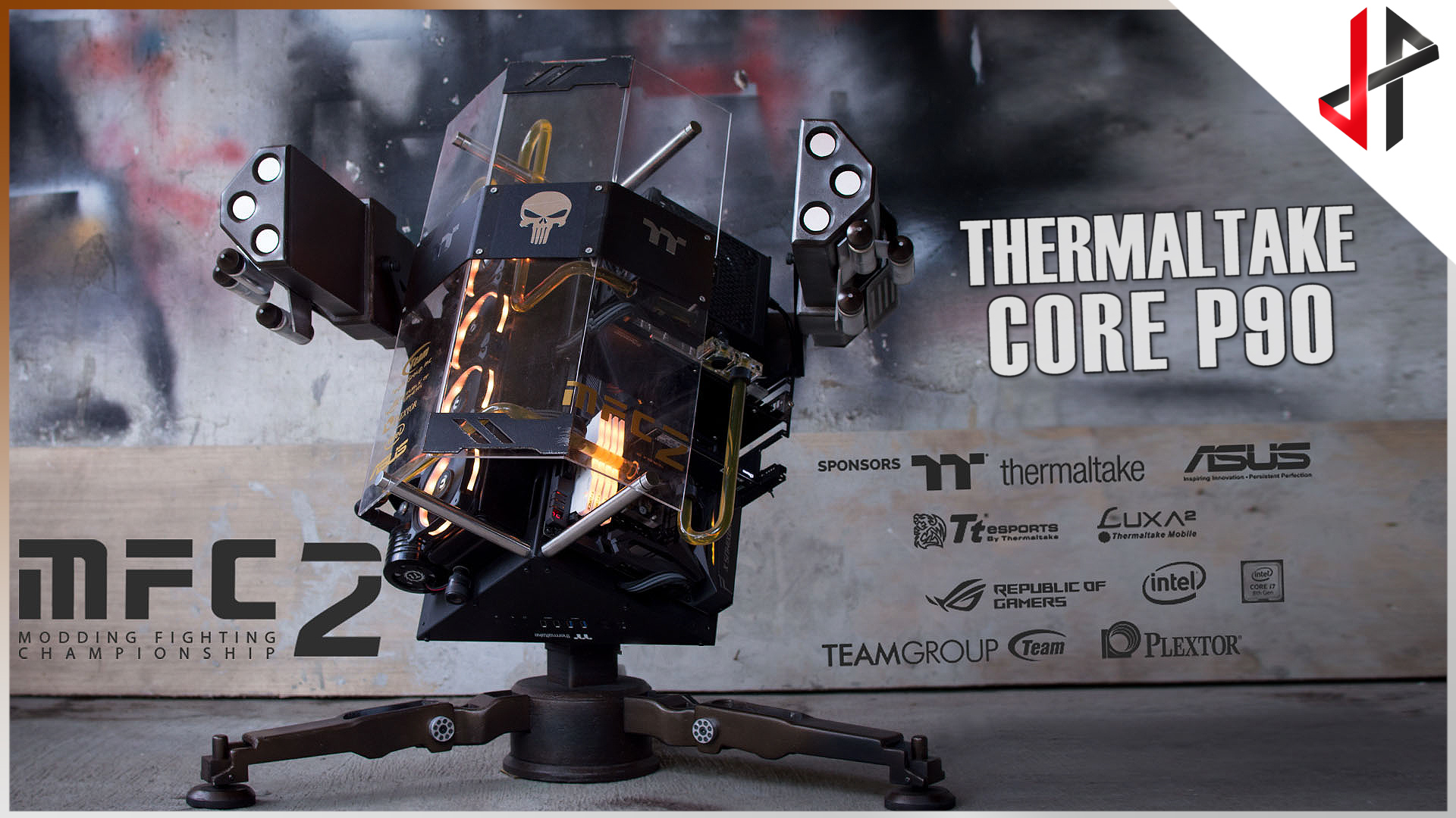 Jpmodified Page 13 Pc Modding Thermaltake Core P90 Tempered Glass Featured
